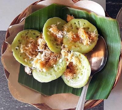 Laklak Pancake Mini Yang Bentuk Imut Ini Asli Bali