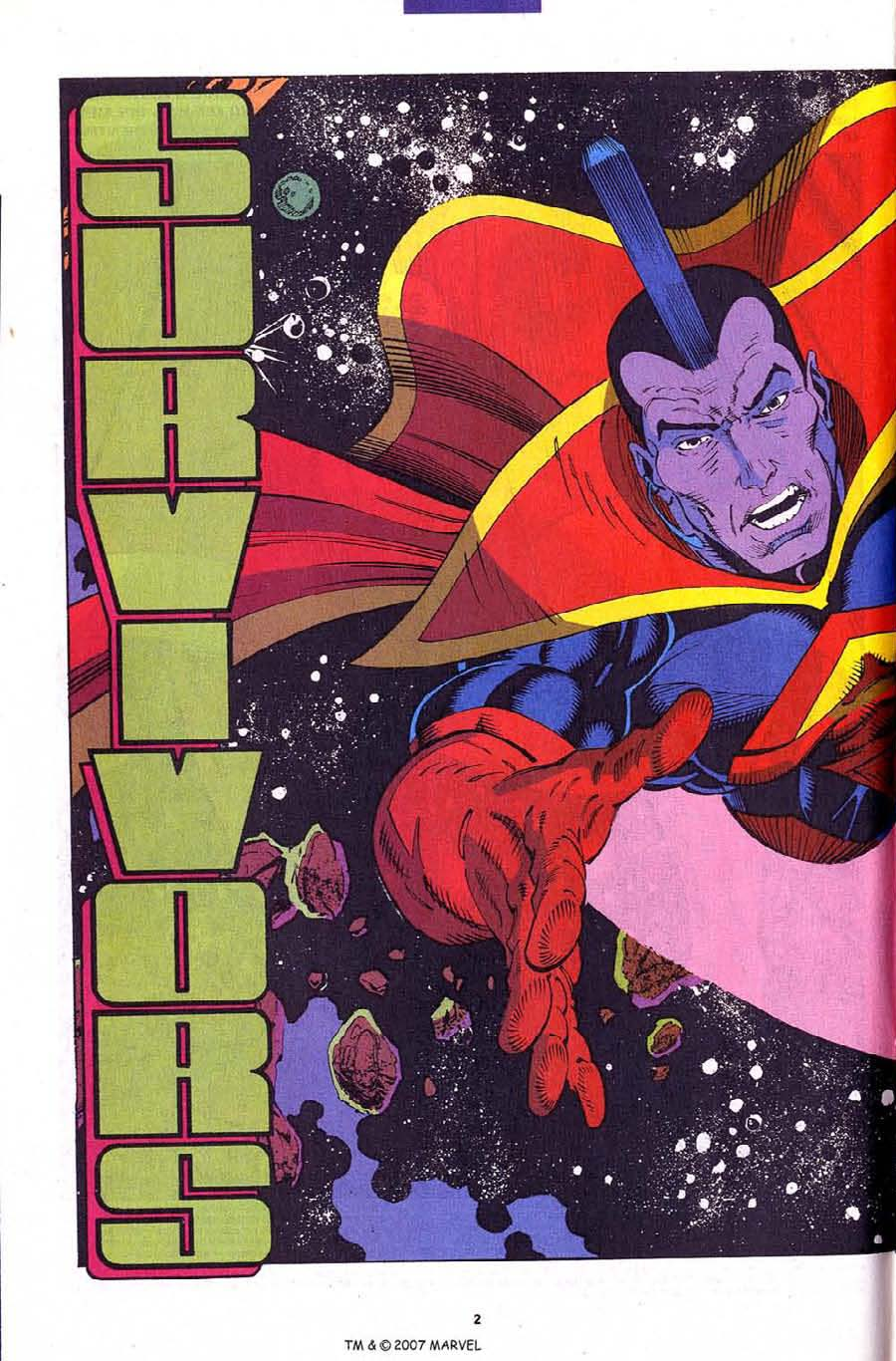 Read online Silver Surfer (1987) comic -  Issue #79 - 4