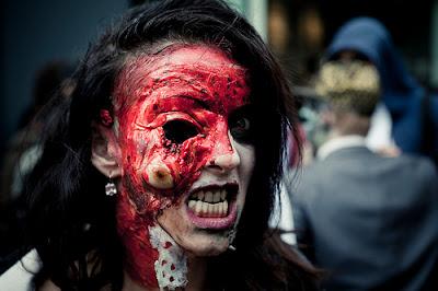 Zombie Walk Ascoli Piceno II: 15 Settembre 2012