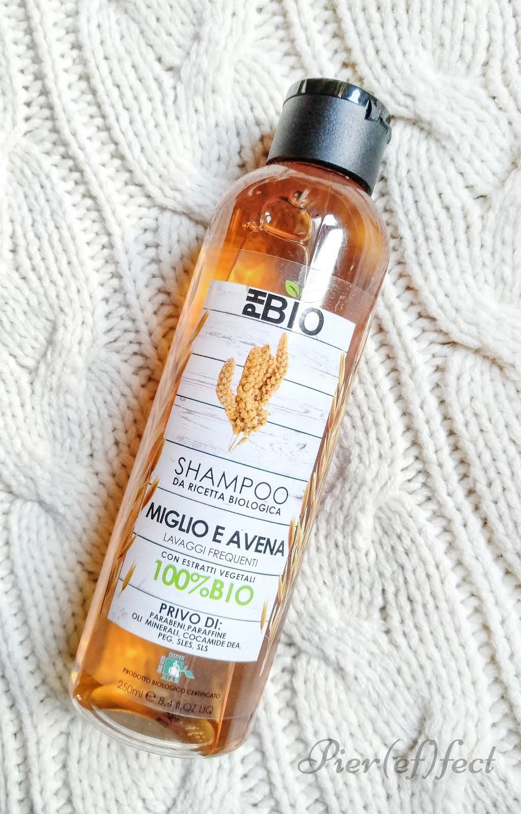 PhBio Shampoo Miglio e Avena per lavaggi frequenti