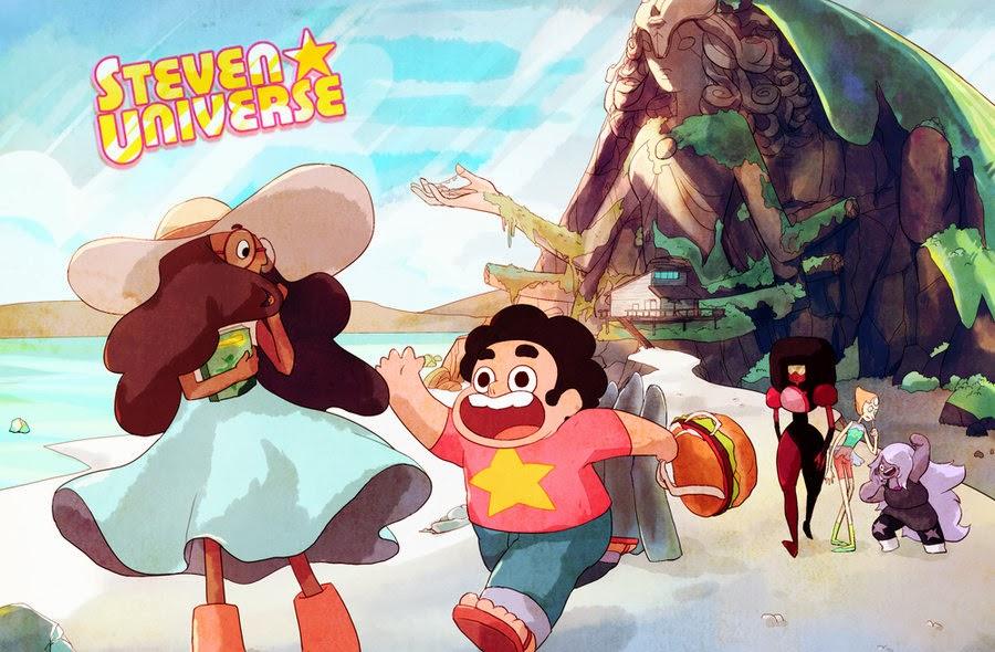Fondos De Steven Universe Wallpapers Serie Steven