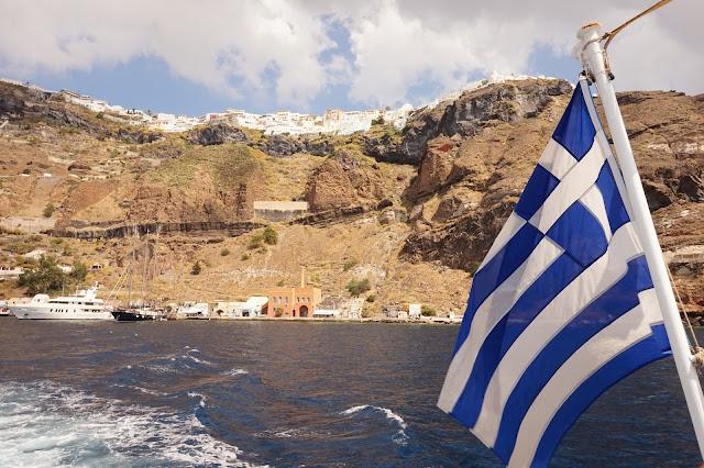 Excursion en bateau avec Dakoutros