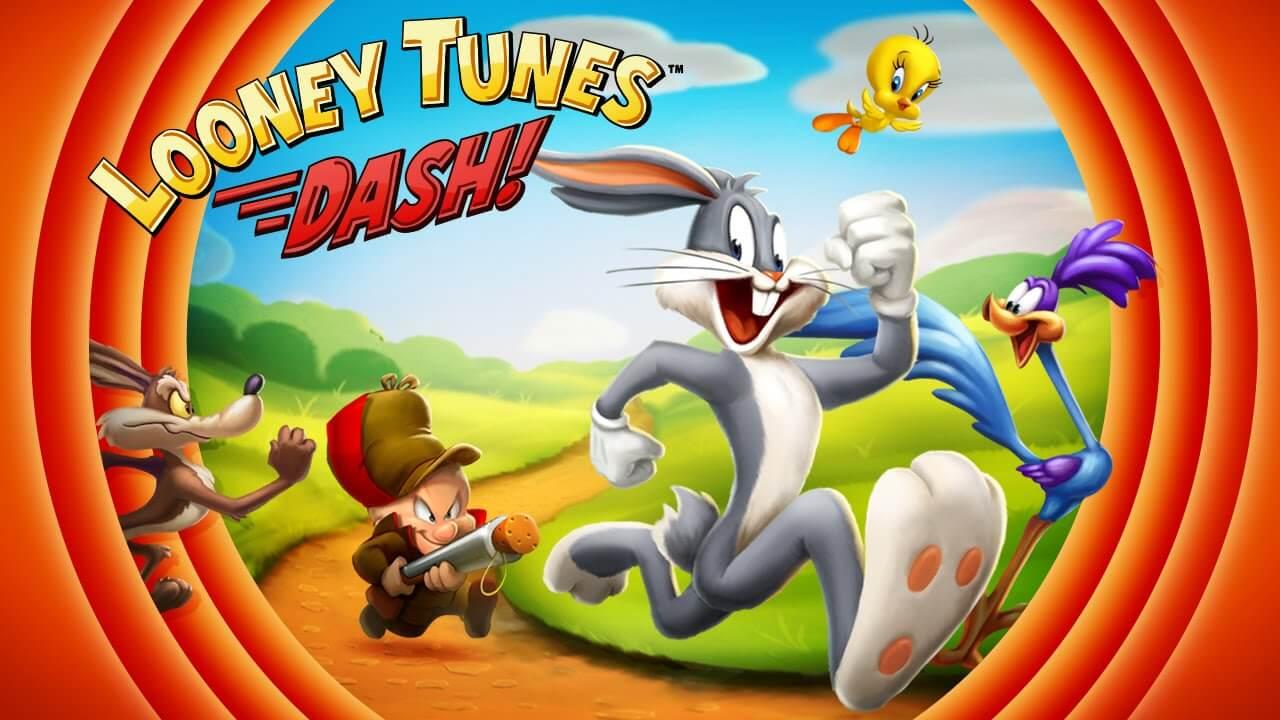 اسرار لعبة looney tunes