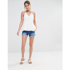 Denim short, $46 from Oasis