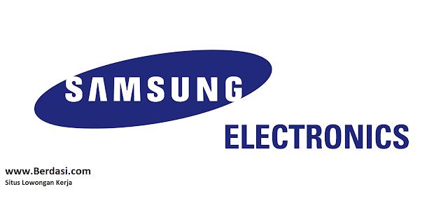 Lowongan Kerja PT. Samsung Electronics Indonesia Cikarang
