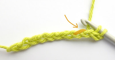 Back-linked crochet stitches - img 2