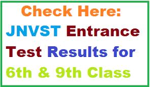 JNVST Result Date 2018 for Navodaya State wise and Region wise Result Date 2018 जिलावार जेएनवीएसटी 6 वीं और 9वीं चयनित सूची 2018 के साथ नवोदय राज्यवार और क्षेत्रवार परिणाम दिनांक के लिए जेएनवीएसटी परिणाम दिनांक 2018