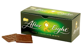 After Eight çikolata