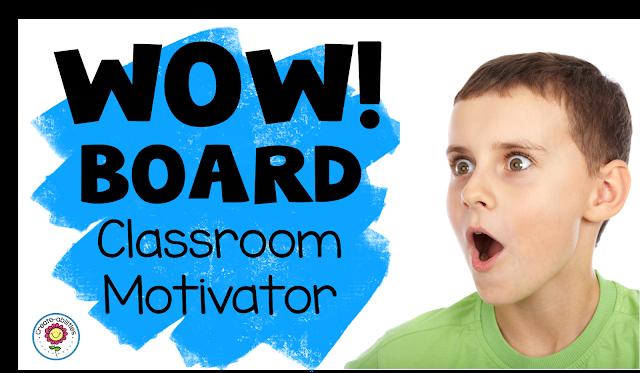 Wow Board Class Motivator