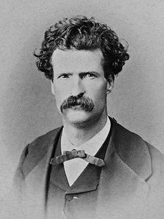 Mark Twain (Samuel L. Clemens) 1835-1910