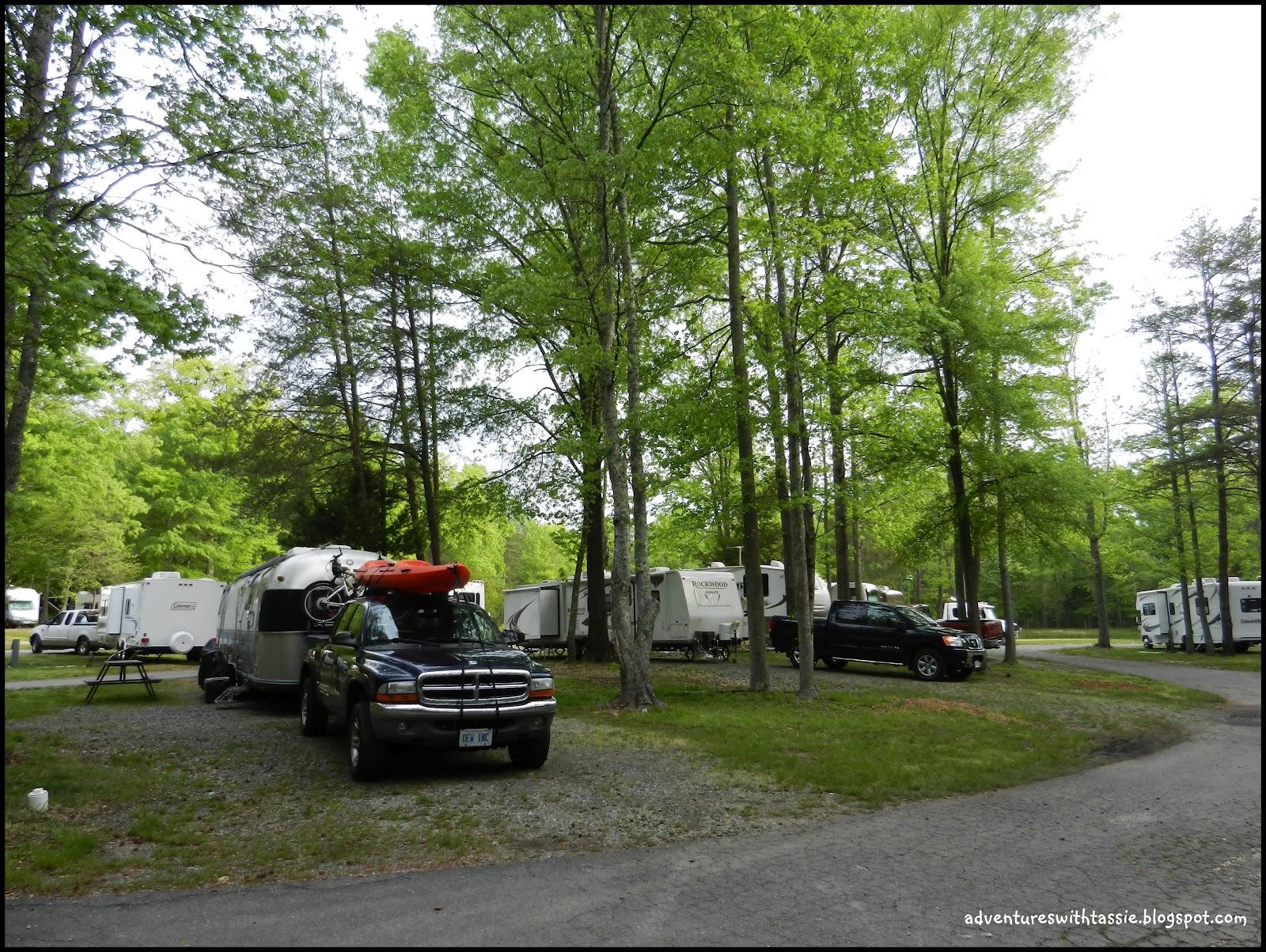 Tassie S Campground Reviews Fredericksburg Koa