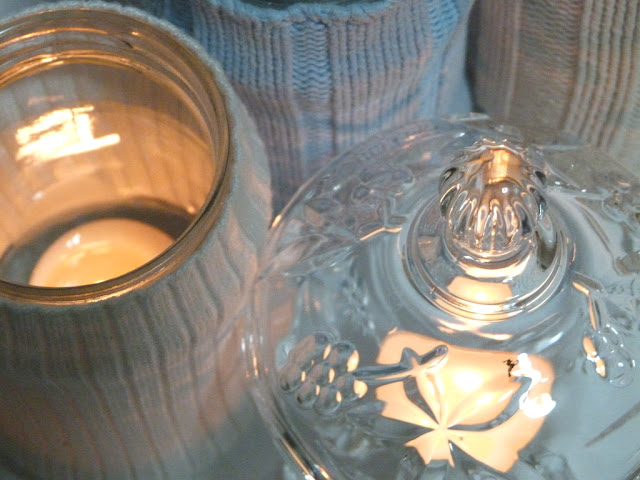 frascos-cristal-reciclados-lana-portavelas