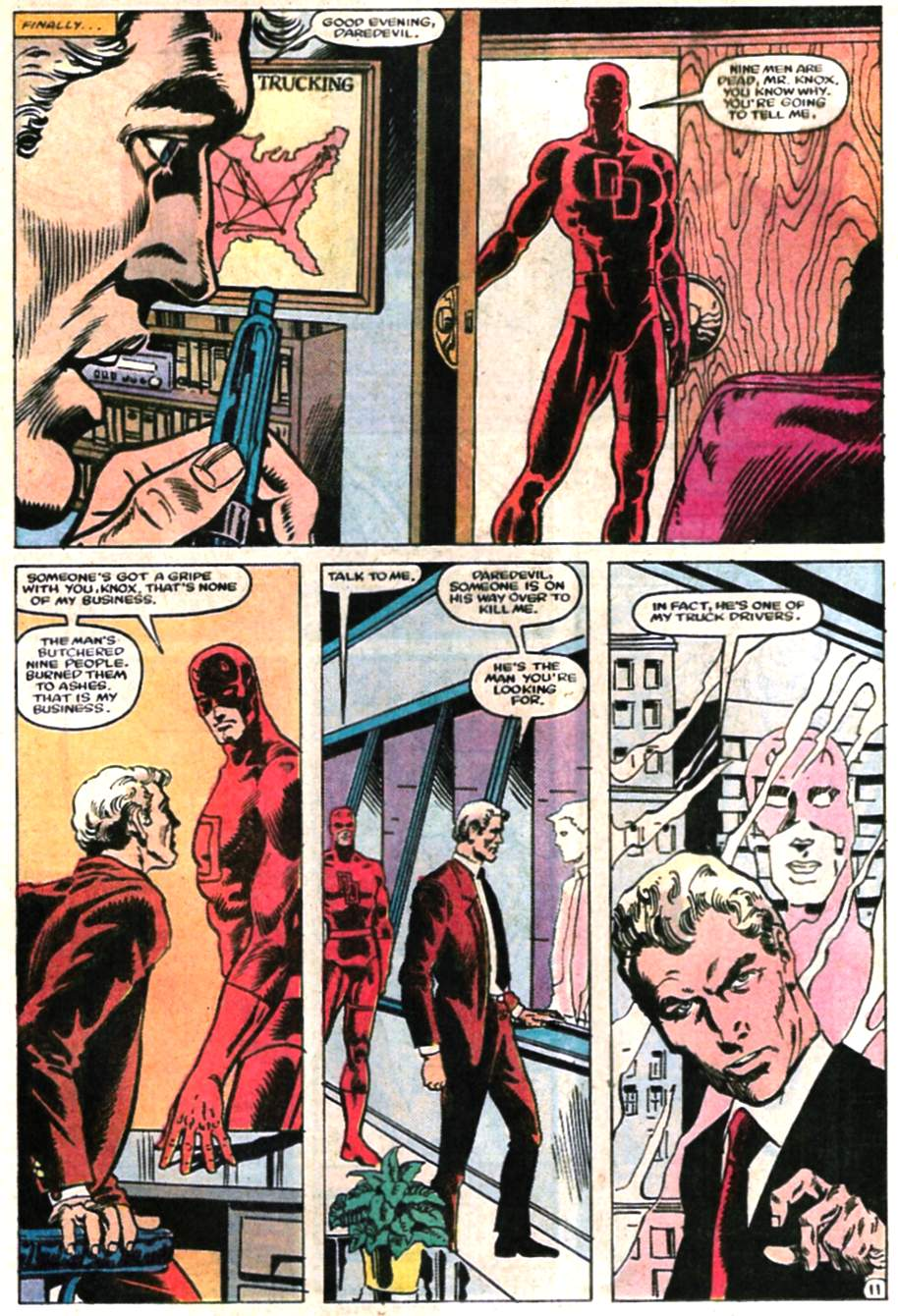 Daredevil (1964) 224 Page 11