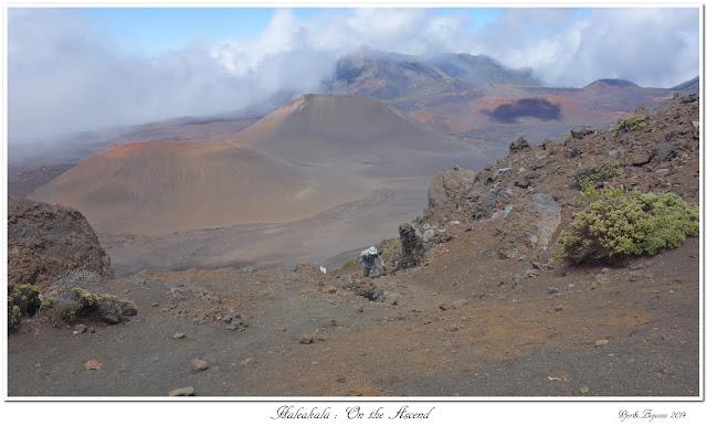 Haleakala: On the Ascend