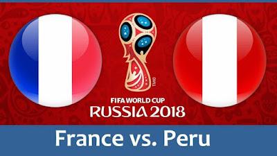 Tips Taruhan Bola Piala Dunia Perancis vs Peru