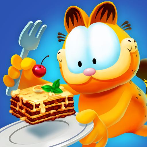 Garfield Rush v3.0.6 Apk Mod [Dinheiro Infinito]