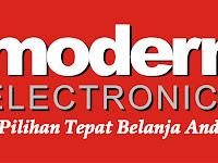 Lowongan Kerja di Modern Elektronik - Semarang (Design Grafis dan Staff Administrasi)