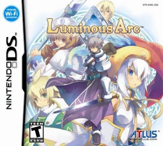Luminous Arc, NDS, Mega, Mediafire