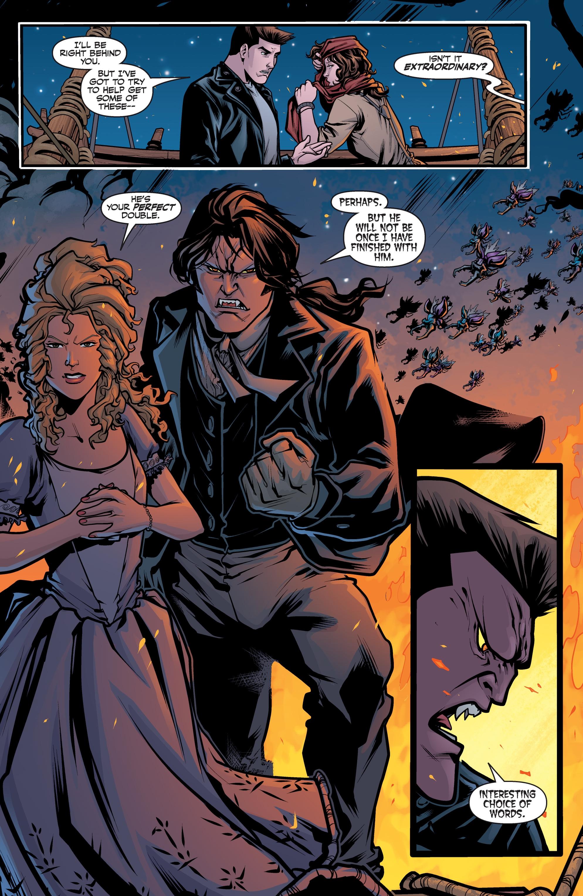 Read online Angel Season 11 comic -  Issue #6 - 22