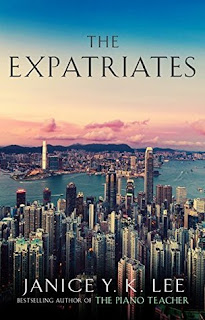 book cover The Expatriates