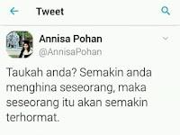 Pedasss.........! Annisa Pohan Dibully Netizen Gara-Gara Cuitannya Kompak dengan SBY