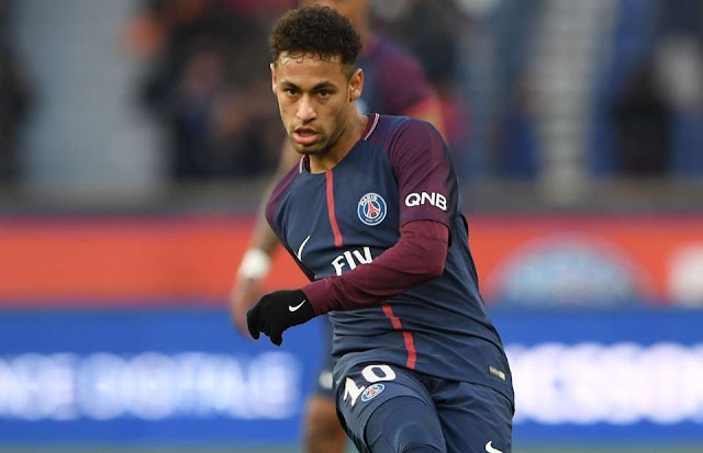 Neymar has ruined three players to score again for Paris-Saint-Germain
