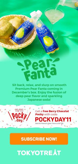 december tokyo treat spoiler