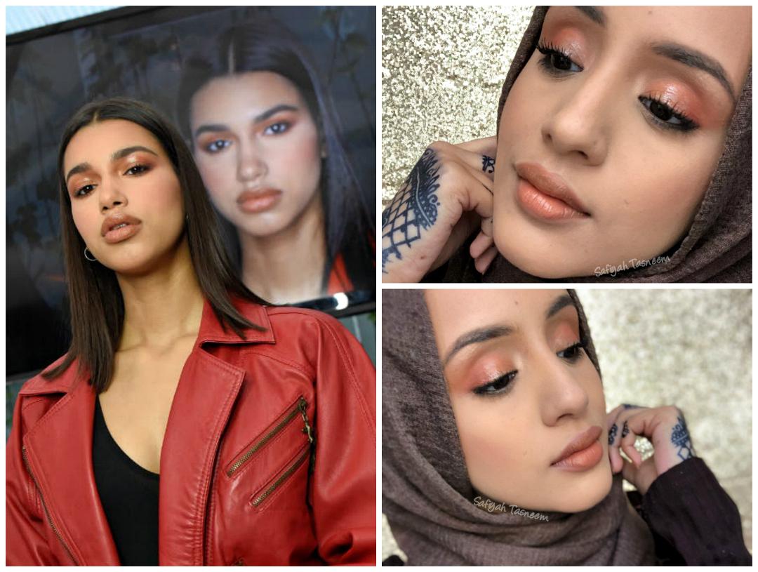SAFIYAH TASNEEM : Midweek Makeup: Nip and Fab Makeup SS18 with