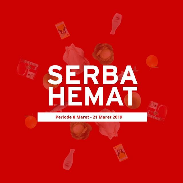 #Yogya - #Promo #Katalog Serba Hemat Periode 08 - 21 Maret 2019