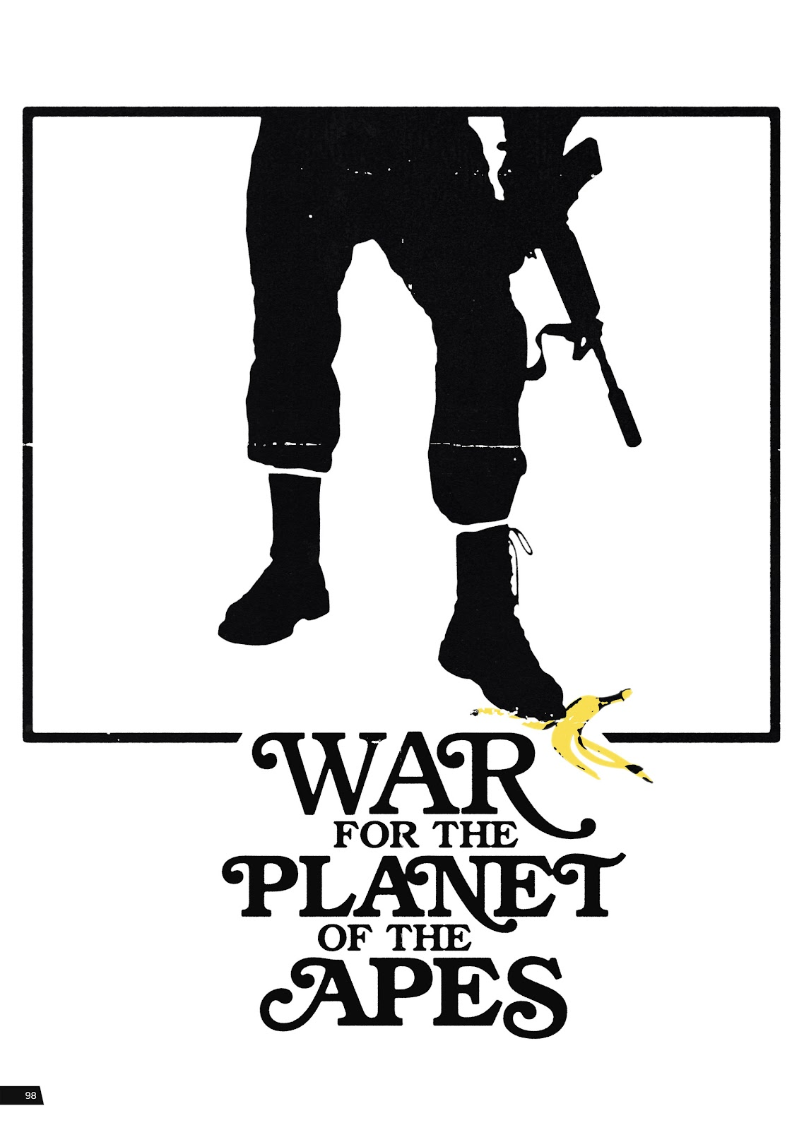 Read online Planet of the Apes Artist Tribute comic -  Issue # TPB - 98