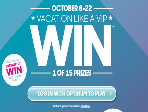 Shoppers Drug Mart Vacation Like A VIP Contest