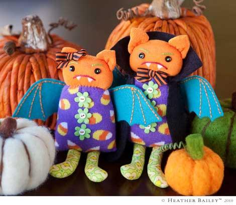 muñeco, halloween, tejer, vampiro, crochet, ganchillo, reciclar