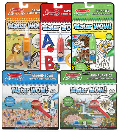 Melissa and Doug Water Wows