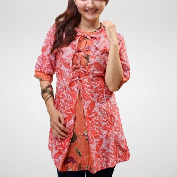 Desainer Baju Batik Wanita: 100 Gambar Design Baju Batik Wanita Modern