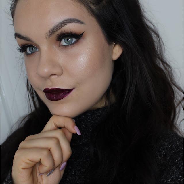 abh, abhsadgirl, sad girl, anastasiabeverlyhills, liquid lipstick