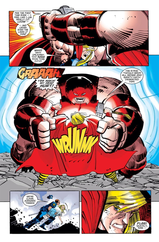 Thor (1998) Issue #17 #18 - English 13