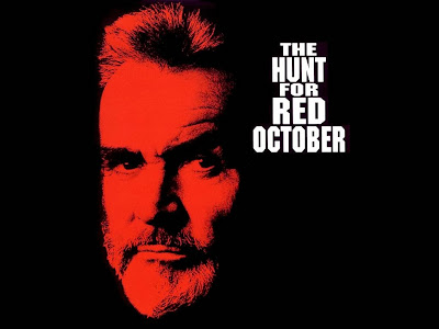 Poster Of The Hunt for Red October (1990) Full Movie Hindi Dubbed Free Download Watch Online At worldfree4u.com