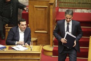 Ο ΣΥΡΙΖΑ κλείνει κι άλλο την ψαλίδα