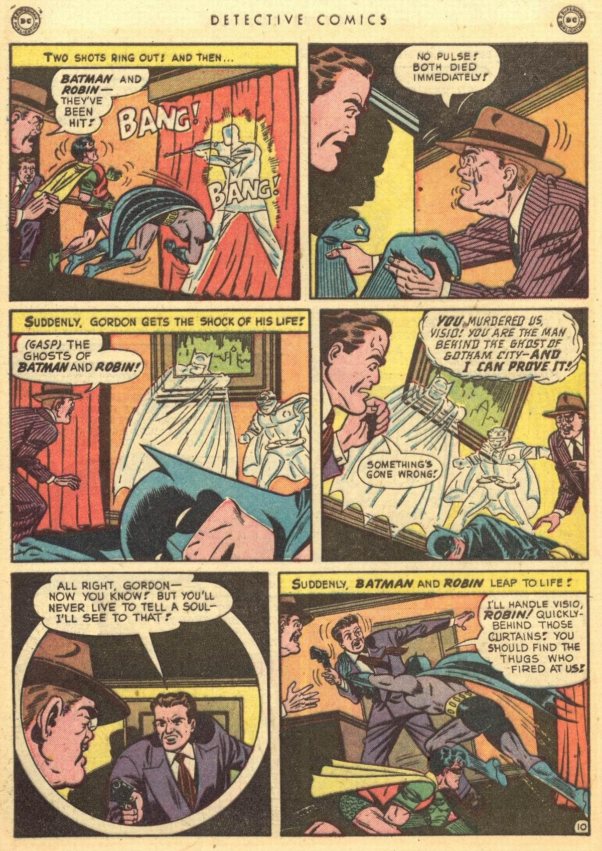 Read online Detective Comics (1937) comic -  Issue #150 - 11