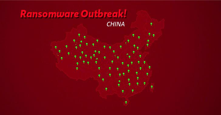 El nuevo ransomware se difunde rápidamente en China infectó a más de 100.000 equipos