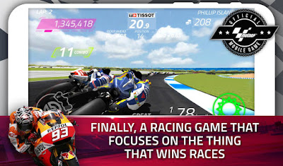 Download MotoGP Race Championship Quest Mod .APK Terbaru