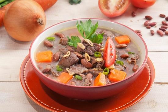 Resep Masakan Sup Kacang Merah Lezat Nikmat Untuk Hidangan Sahur