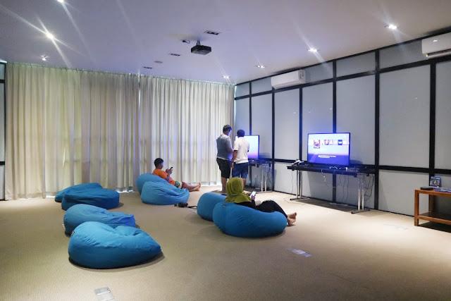 Virtual Game di Montigo Resort