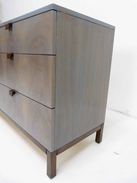 Milo Baughman For Directional 6-Drawer Mid-Century Modern Dresser Right Side