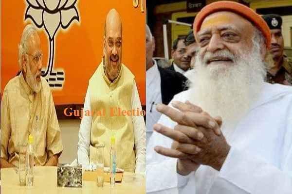 asaram-massege-to-gujaratis-vote-for-bjp-make-india-vishwa-guru