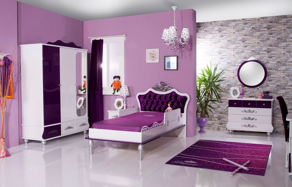 Decoracion Habitacion Juvenil Femenina. Top Beautiful Ideas Para ...