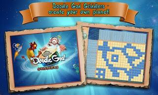 Doodle God Griddlers v1.0 Apk Mod