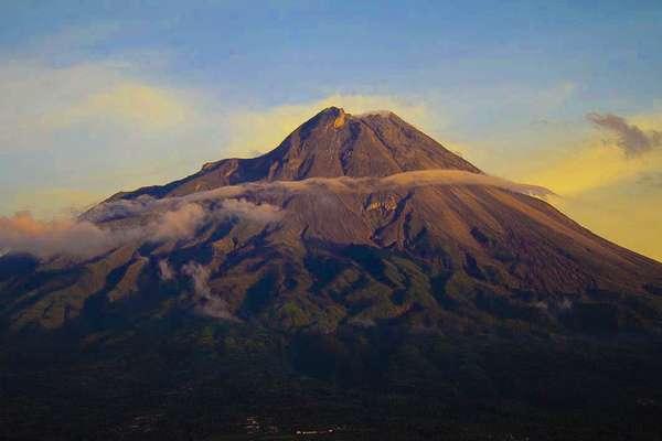 Kerajaan Purba di Lereng Gunung Merapi Setua Kerajaan Mataram Kuno