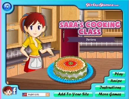 Cooking games pavlova recipe forumfinder Choice Image
