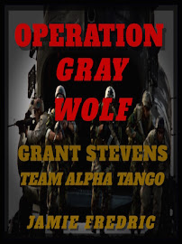 OPERATION GRAY WOLF - #14 IN GRANT STEVENS SERIES - AVAILABLE NOW!
